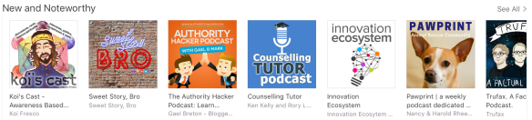 Sweet Story, Bro in iTunes' New and Noteworthy