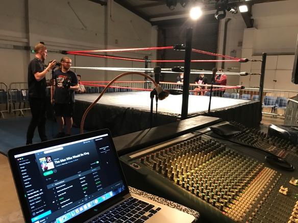 Unprofessional Wrestling